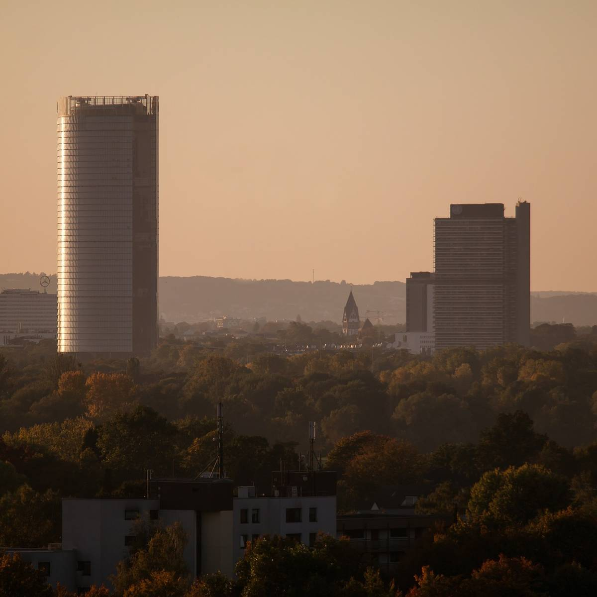 Bonn Infizierte