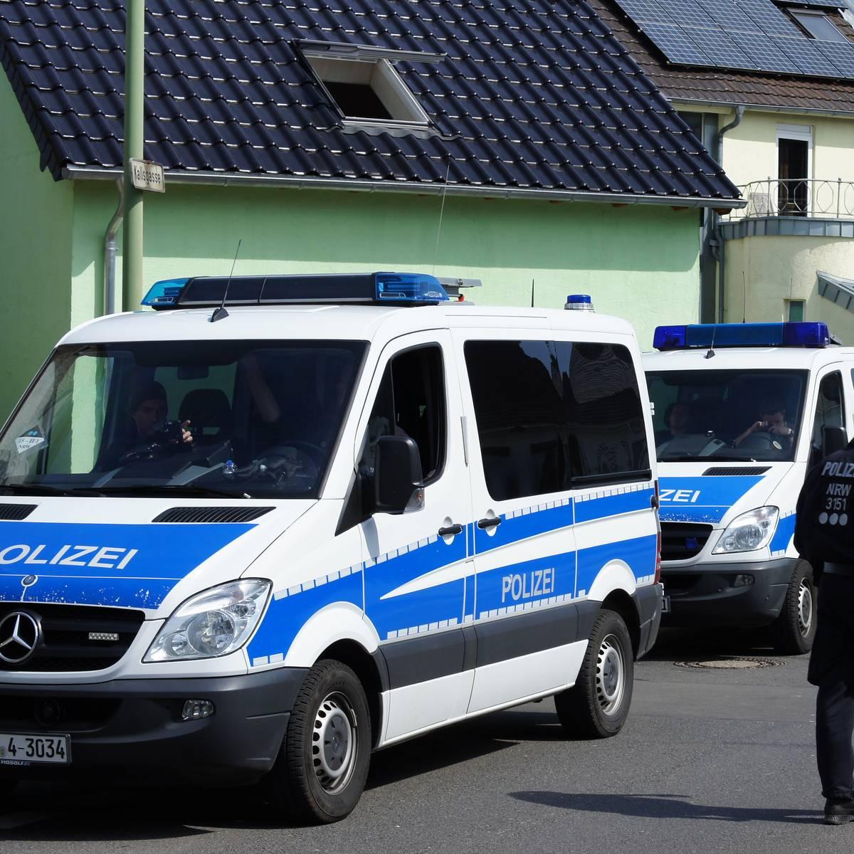 Nachrichten Bonn Polizei